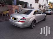 Mercedes-Benz S Class 2007 Silver | Cars for sale in Mombasa, Tudor