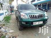 Toyota Land Cruiser Prado 2005 Green | Cars for sale in Mombasa, Tudor
