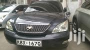 Toyota Harrier 2007 Black | Cars for sale in Mombasa, Tudor
