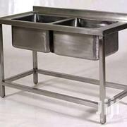 Stainless Steel Kitchen Sink | Building Materials for sale in Nairobi, Pumwani