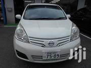 Nissan Note 2012 1.4 White   Cars for sale in West Pokot, Kapenguria
