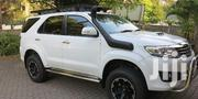 Toyota Fortuner 2012 White | Cars for sale in Nairobi, Embakasi