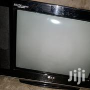 Refurbished LG TV Furnished And Comes With A DVD Player All Compatible | TV & DVD Equipment for sale in Kiambu, Juja