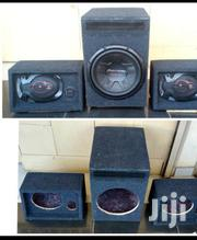 Pioneer 6by9 Speakers In Cabinets Pioneer Double Coil Woofer | Audio & Music Equipment for sale in Siaya, Siaya Township