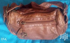 Small Soft Leather Bag*Ksh400