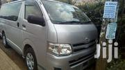 Toyota HiAce 2012 Gray | Cars for sale in Nairobi, Kilimani