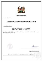 Limited Company Registrations Limited Offer | Legal Services for sale in Nairobi, Nairobi Central