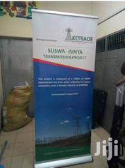 Broad Base Banner Pull Up | Manufacturing Services for sale in Nairobi, Nairobi Central