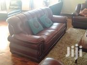 Leather Sofasets | Furniture for sale in Nairobi, Mountain View