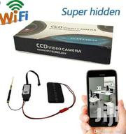 Wireless WIFI IP Spy Hidden Pinhole | Cameras, Video Cameras & Accessories for sale in Nairobi, Nairobi Central
