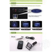 FM Transmitter Car Charger Bluetooth | Vehicle Parts & Accessories for sale in Nairobi, Nairobi Central
