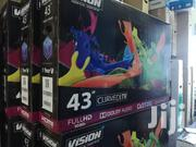 Vision Plus Curved 43 Inches | TV & DVD Equipment for sale in Nairobi, Nairobi Central