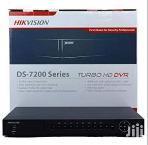 Hikvision 8 Channel Turbo HD DVR Machine White Cover