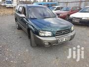 Subaru Forester 2002 Automatic Green | Cars for sale in Nairobi, Komarock