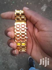 LED Gold Bracelet Watch | Jewelry for sale in Mombasa, Changamwe