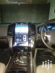 Android Vertical Tesla Style Stereo Land Cruiser V8   Vehicle Parts & Accessories for sale in Nairobi, Nairobi Central