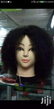 Kinky Afro Semi Human Wig | Hair Beauty for sale in Nairobi, Nairobi Central
