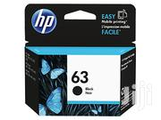 Genuine Black HP 63 Ink Advantage Cartridge (F6u62aa) | Computer Accessories  for sale in Nairobi, Nairobi Central