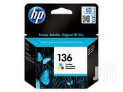 Genuine Colour HP 136 Ink Cartridge | Computer Accessories  for sale in Nairobi, Nairobi Central