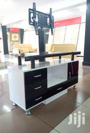 Black and White TV Stand | Furniture for sale in Nairobi, Waithaka