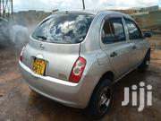 Nissan March 2007 Silver | Cars for sale in Uasin Gishu, Kapsoya