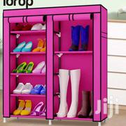 2 Columns Portable Shoe Racks | Furniture for sale in Nairobi, Airbase