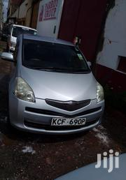 Toyota Ractis 2008 Silver | Cars for sale in Nairobi, Landimawe