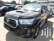 Toyota Hilux 2013 Black | Cars for sale in Mombasa, Mji Wa Kale/Makadara