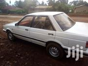 Nissan Sunny 1986 Coupe White | Cars for sale in Kisumu, East Seme