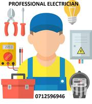 Electrician | Repair Services for sale in Mombasa, Shimanzi/Ganjoni