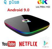 Qplus UHD 6k Android Box 4GB 32GB | TV & DVD Equipment for sale in Nairobi, Nairobi Central