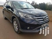 Honda CR-V 2012 EX 4dr SUV (2.4L 4cyl 5A) Black | Cars for sale in Nairobi, Parklands/Highridge