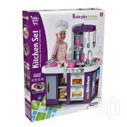 Role Play Kitchen Set 53 Pcs Stove With Fire Light And Sound Playset | Babies & Kids Accessories for sale in Kiambu, Muchatha