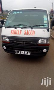 Toyota Hiace | Buses for sale in Nairobi, Nairobi West