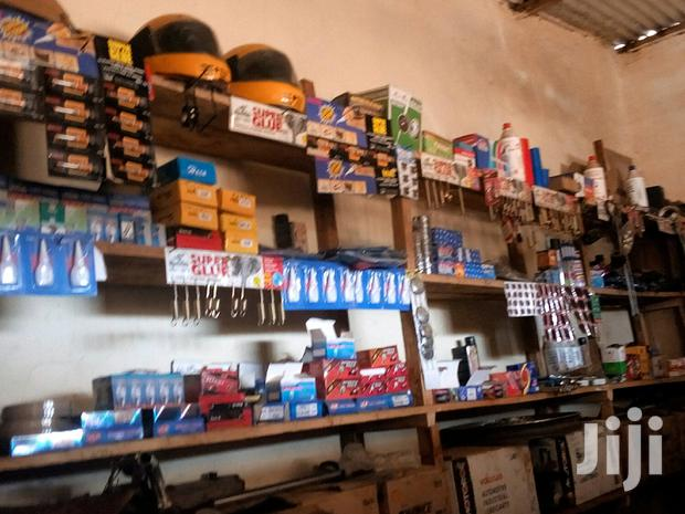 Archive: Well Stocked Motorcycle Spares Shop For Sell