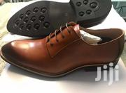 Brown Italian Leather Shoes With Rubber Sole | Shoes for sale in Nairobi, Nairobi Central