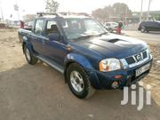 Nissan Hardbody 2005 2400i Hi-Rider D-Cab Blue | Cars for sale in Nairobi, Umoja II