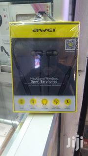 Awei Bluetooth Earphones   Accessories for Mobile Phones & Tablets for sale in Nairobi, Nairobi Central