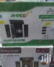 Ampex Sub Wooofer USB/Radio/TF Card - Black | Audio & Music Equipment for sale in Nairobi, Nairobi Central