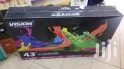 "Vision 43""Curlved Android TV 