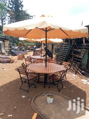 Umbrella With Six Chairs | Furniture for sale in Nairobi, Karen