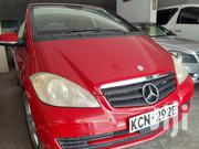 Mercedes Benz A Class 2011 Red | Cars for sale in Mombasa, Shimanzi/Ganjoni