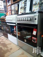 Order We Deliver Today.Brand New Standing 3 Gas Burner 1 Electric Plat | Kitchen Appliances for sale in Mombasa, Bamburi