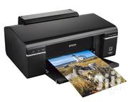 Brand New Epson T50 Photo Printer With CISS DVD And ID Card Printer | Computer Accessories  for sale in Nairobi, Nairobi Central