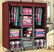 3 Columns Wooden Frame Portable Wardrobes | Furniture for sale in Nairobi, Gatina