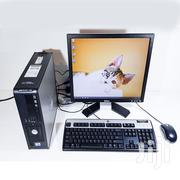 250GB Hdd Dell Optiplex Complete Desktop Computer Set Up | Laptops & Computers for sale in Nairobi, Nairobi Central