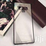 Meephone Transparent Electroplated Hard PC Case For Galaxy Note9 | Accessories for Mobile Phones & Tablets for sale in Nairobi, Nairobi Central