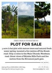 Land On Sell | Land & Plots For Sale for sale in Kwale, Tiwi