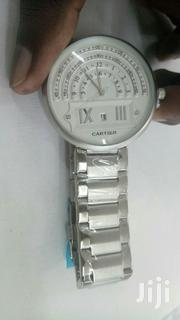 White Silver Cartier Watch | Watches for sale in Nairobi, Nairobi Central