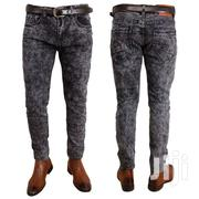 Fashionable Ragged Jeep MMR Faded Jeans | Clothing for sale in Nairobi, Nairobi Central